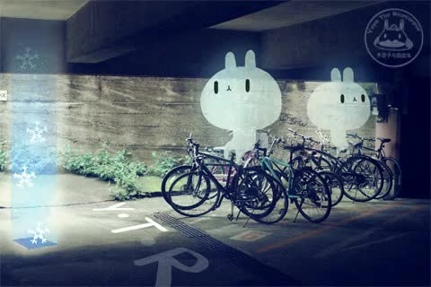 Watch The World and Under.-Tokyo, JAPANNo.2 Code () GIF on Gfycat. Discover more Illustration, Y.T.R, animation, artist on tumblr, bunnies, buns, cute, fantasy, gif, japan, kawaii, loop, mixed media, portal, sci-fi, surreal, tokyo, yoyo the ricecorpse GIFs on Gfycat