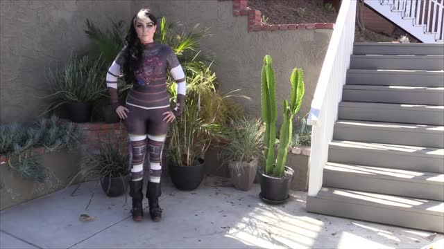Watch BioShock Inspired Outfits/Halloween Costumes!! 3 Outfits 1 Video! Featuring Living Dead Clothing! GIF on Gfycat. Discover more mort3mer, mortem3r, mortemer GIFs on Gfycat