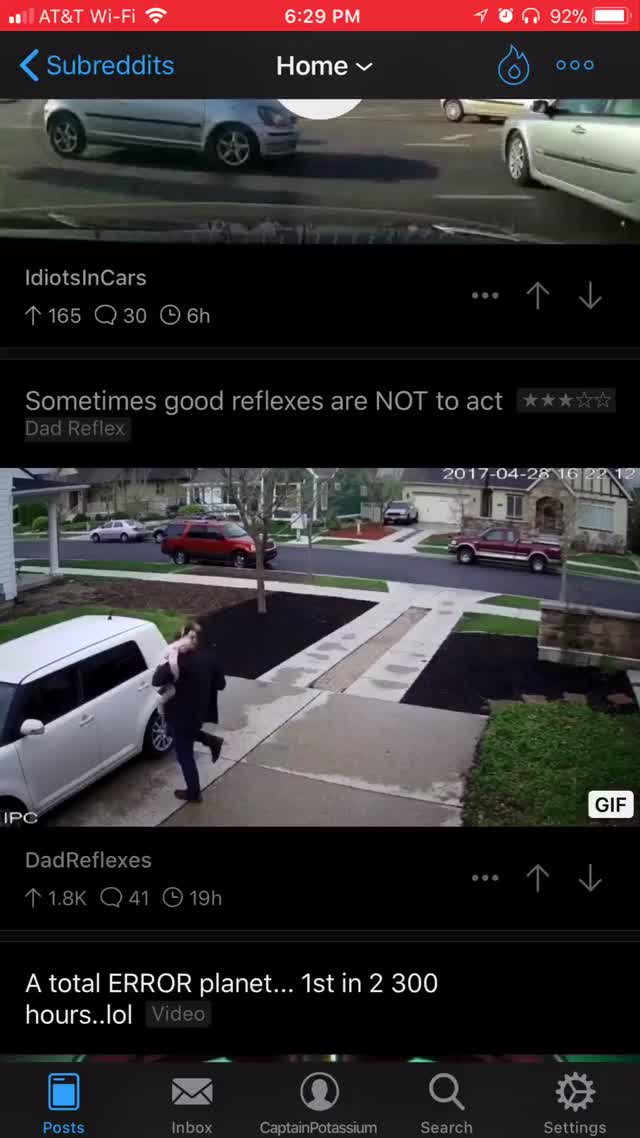 Watch You can Upvote and Downvote at the same time [bug] GIF by CaptainPotassium (@captainpotassium) on Gfycat. Discover more related GIFs on Gfycat
