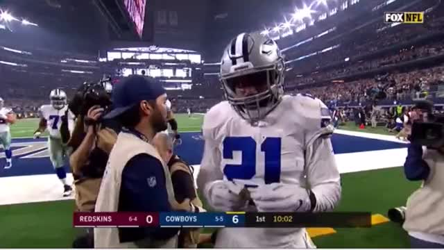 Watch and share Washington Redskins GIFs and Dallas Cowboys GIFs on Gfycat