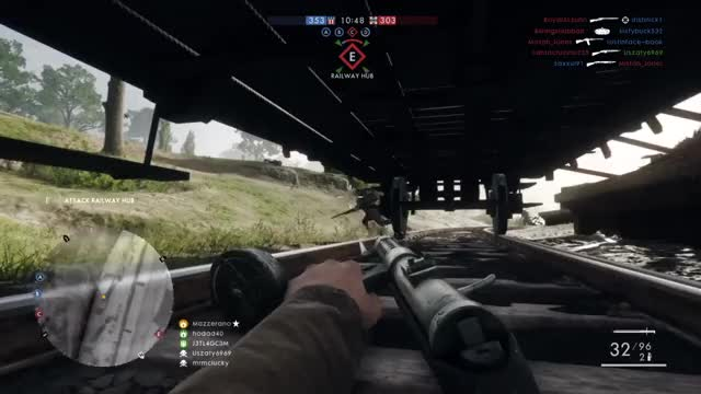"""Watch """"Trainspotting"""" GIF on Gfycat. Discover more battlefield_one, ps4share, sony interactive entertainment GIFs on Gfycat"""