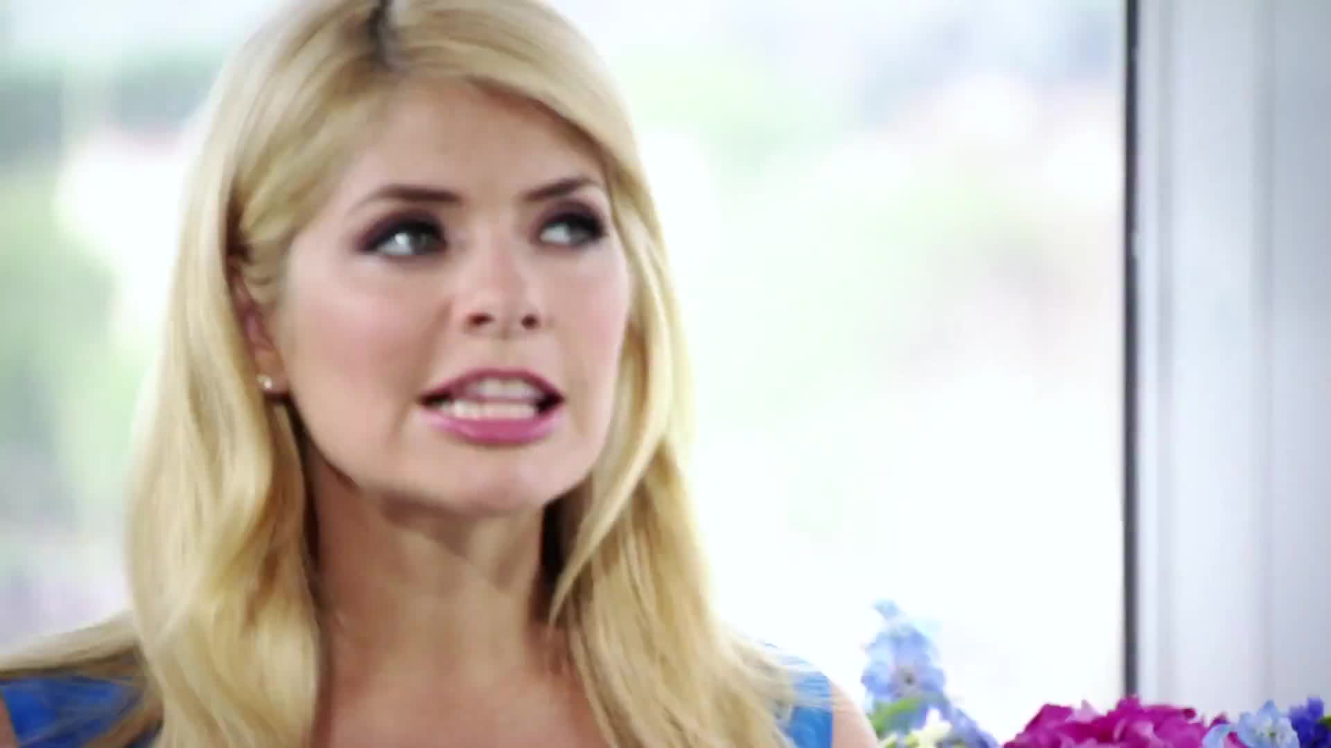 holly willoughby (tv personality), makeup, thehollywilloughby, Holly Willoughby Beauty Secrets GIFs