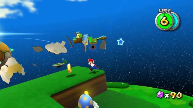 Watch and share Nintendo Is Releasing A New Wii! Just Kidding. This Super Mario Galaxy Gameplay Is From Dolphin, An Emulator That Runs Wii Games At 1080p/60FPS. (reddit) GIFs on Gfycat