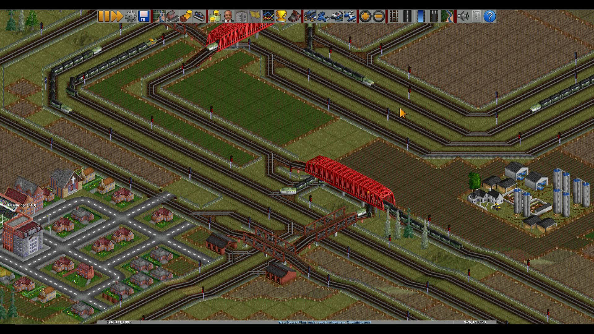my crowning achievement in openTTD GIFs