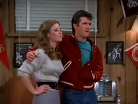 Watch this happy days GIF on Gfycat. Discover more Fonzie, fonzie, happy days, scene, ultimate GIFs on Gfycat