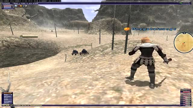 Watch Final Fantasy XI Leveling From 1 to 99 -- Level 7-15 -- Gameplay -- HD GIF by @maxence011 on Gfycat. Discover more ffxi, final fantasy, final fantasy xi GIFs on Gfycat