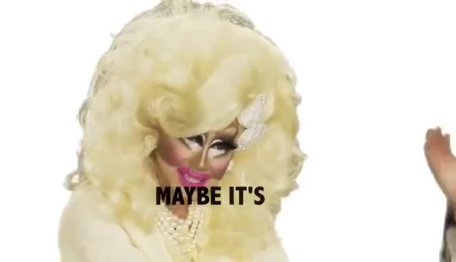 """Watch and share UNHhhh Ep 24: """"Getting Older"""" W/ Trixie Mattel & Katya Zamolodchikova GIFs on Gfycat"""