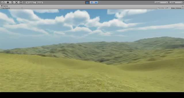 Watch Terrain generator scale test GIF on Gfycat. Discover more procedural generation, unity, unity3d GIFs on Gfycat
