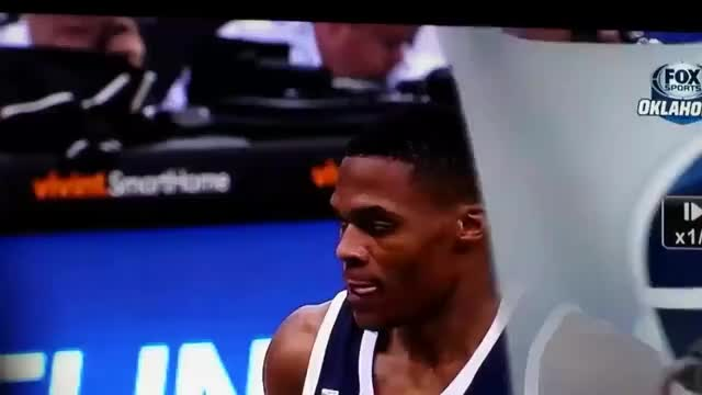 Watch and share Russell Westbrook GIFs and Thunder GIFs by splash2ndcousin on Gfycat