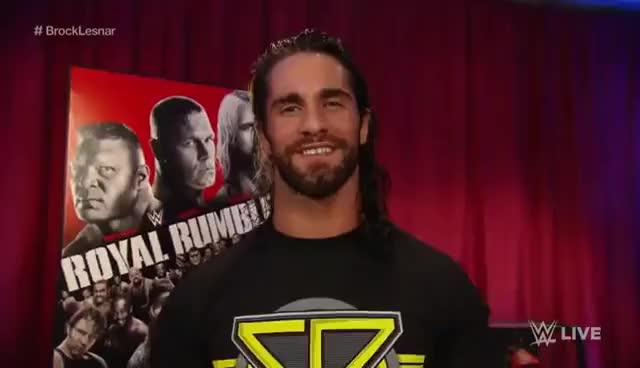Watch Seth Rollins Backstage Promo GIF on Gfycat. Discover more Backstage, Promo, Rollins, Seth, Talking GIFs on Gfycat