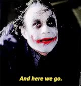 Watch and share The Dark Knight GIFs and Batmanedit GIFs on Gfycat