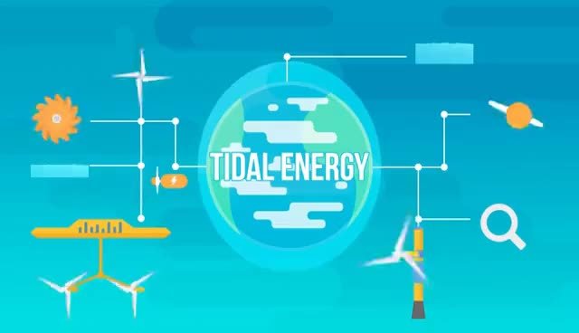 Watch and share TU Delft - Tidal Energy GIFs on Gfycat