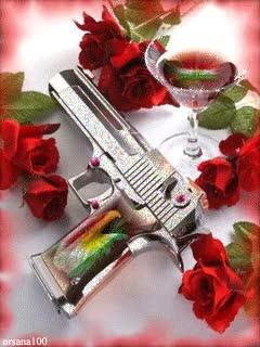 Watch and share Пистолет И Розы GIFs on Gfycat