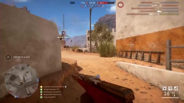 Watch EA's Battlefront 2 vs Gamers GIF by Gamer DVR (@xboxdvr) on Gfycat. Discover more Battlefield1, DrunkenVENDETTA, xbox, xbox dvr, xbox one GIFs on Gfycat