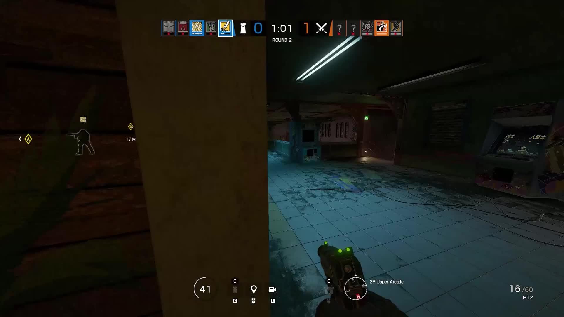 Deploying Nitro Rainbow6 GIFs