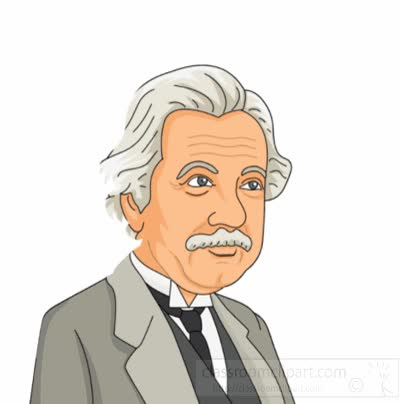 Watch and share History Animated Clipart Animated Einstein Clipart GIFs on Gfycat