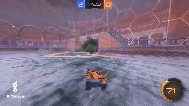 Watch Save 1: Eschil GIF by Gif Your Game (@gifyourgame) on Gfycat. Discover more Eschil, Gif Your Game, GifYourGame, Rocket League, RocketLeague, Save GIFs on Gfycat