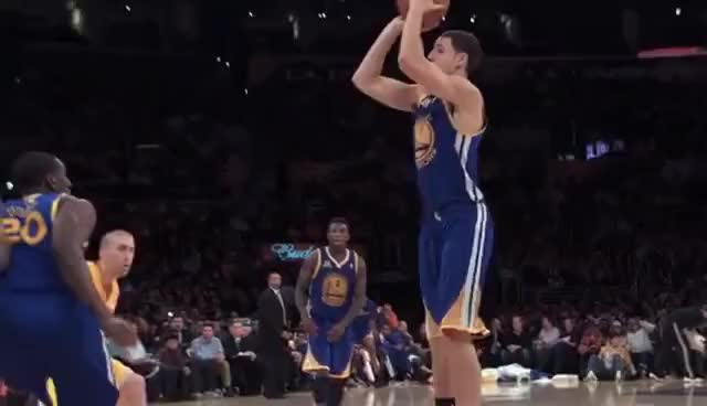Watch and share Splash Brothers GIFs and Klay Thompson GIFs on Gfycat