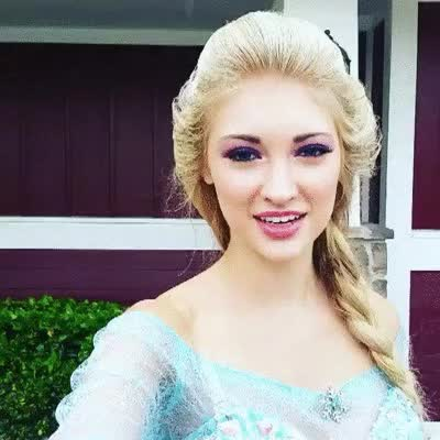 Watch and share Anna Faith Carlson GIFs and Cosplay GIFs on Gfycat