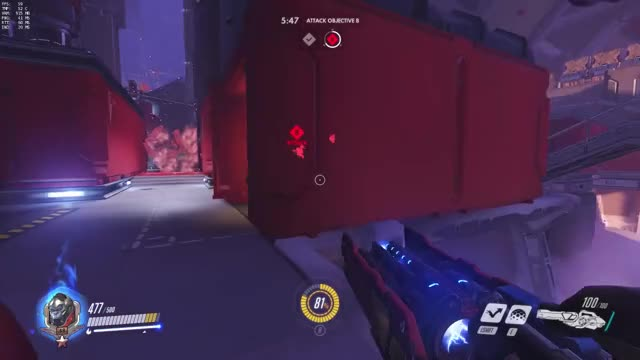 Watch Precision Gorilla Engineering GIF on Gfycat. Discover more overwatch, winston GIFs on Gfycat