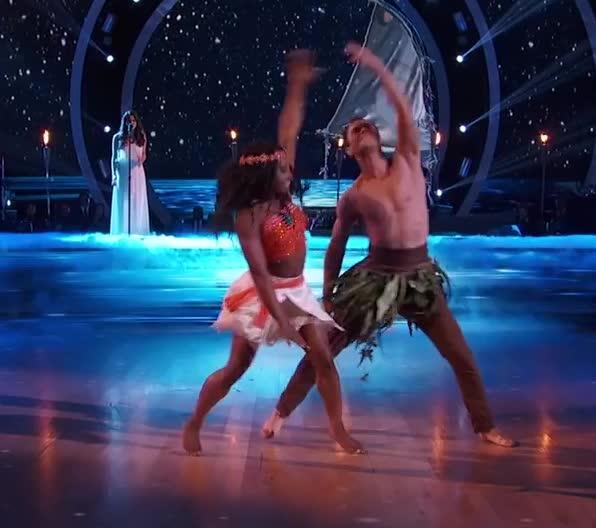 contemporary, simone and sasha, moana dance GIFs