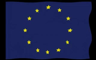 Watch and share European Union Waving Flag Animated GIFs on Gfycat