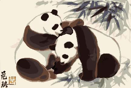 Watch and share Animals GIFs and Pandas GIFs by LusaSeekers on Gfycat