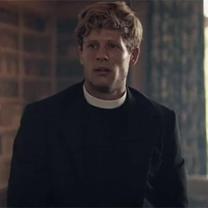 Watch and share Grantchester Itv GIFs and Sidney Chambers GIFs on Gfycat