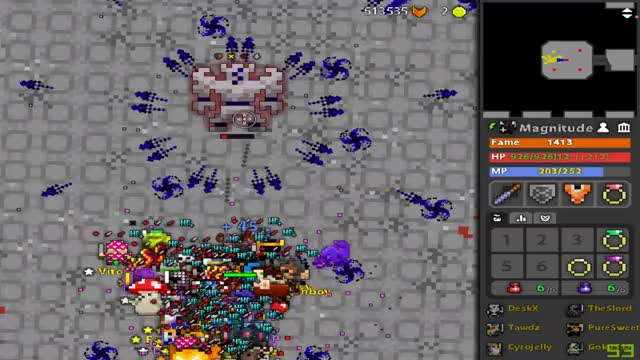 Watch Rip ELITE GIF by Magnitude (@magnitude) on Gfycat. Discover more rotmg GIFs on Gfycat