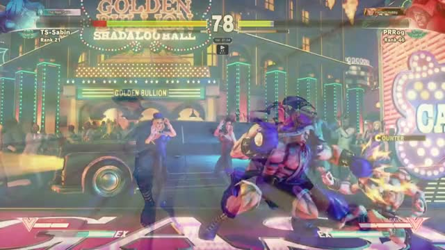 Watch PR Balrog's SFV Balrog/Boxer Online Compilation 1080p 60FPS GIF by EventHubs (@eventhubs) on Gfycat. Discover more fighter, five, street GIFs on Gfycat