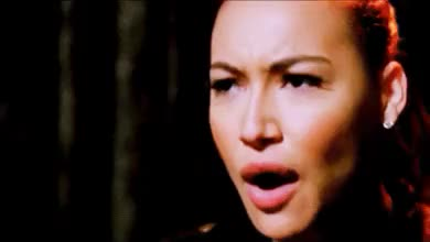 Watch and share Girl On Fire Glee GIFs and Santana Lopez Gif GIFs on Gfycat