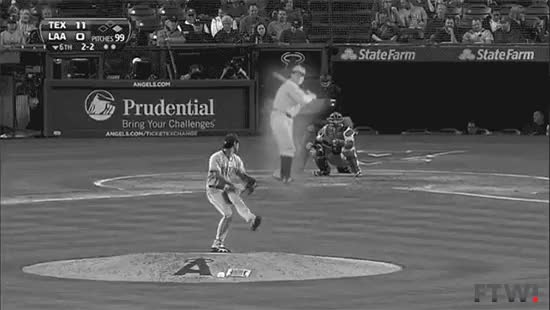 Watch and share Baseball Strike GIFs on Gfycat