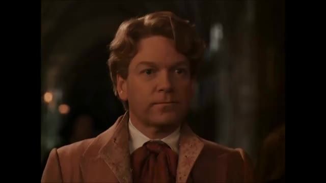 Watch and share Harry Potter And The Chamber Of Secrets - Proffesor Snape And Mcgonagall Make Fun Of Prof. Lockhart GIFs on Gfycat