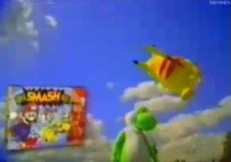 Watch and share Super Smash Bros 64 Super Smash Bros Gif GIFs on Gfycat