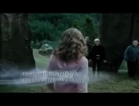 Watch and share Hermione To Draco GIFs on Gfycat