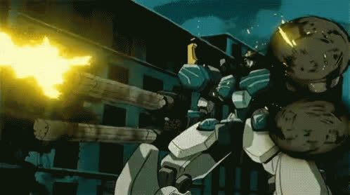 Gundam Wing GIFs