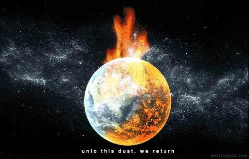 Watch and share Burning World GIFs on Gfycat