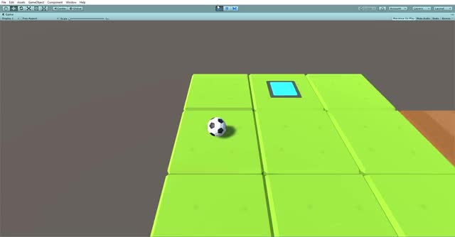 Watch and share Unity 2018.4.9f1 Personal - Level 01.unity - BallGame - PC, Mac & Linux Standalone DX11  2019-10-23 23-10-19 GIFs on Gfycat