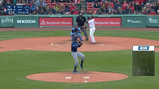 Watch and share Boston Red Sox GIFs and Baseball GIFs by _ben_clemens on Gfycat