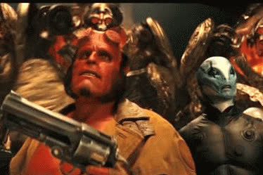hellboy, hellboy movie, hellboy GIFs