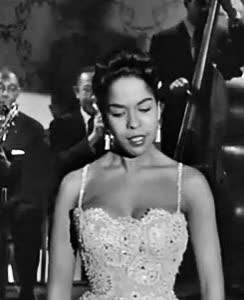 Watch and share Black And White GIFs and Rip Della Reese GIFs by Reactions on Gfycat
