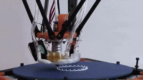 Watch and share 3d Printer Gif 1 GIFs on Gfycat