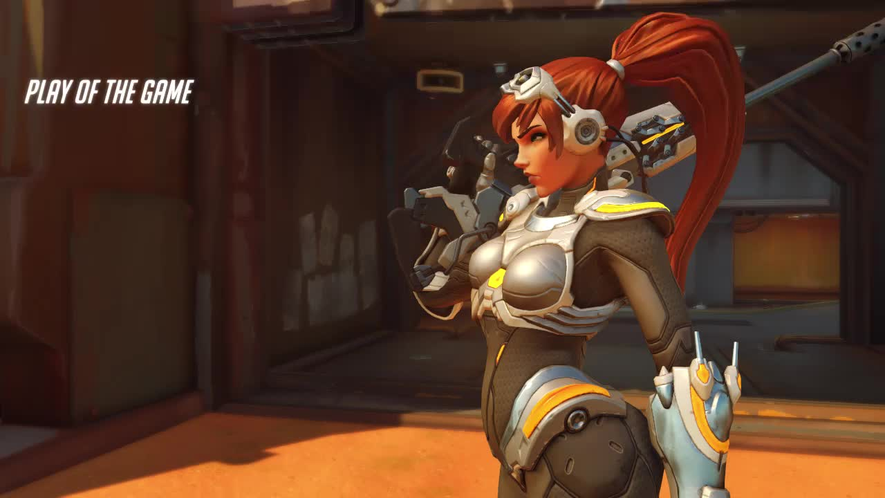 amelie lacroix, overwatch, potg, widowmaker, SciFi Plays Widowmaker GIFs