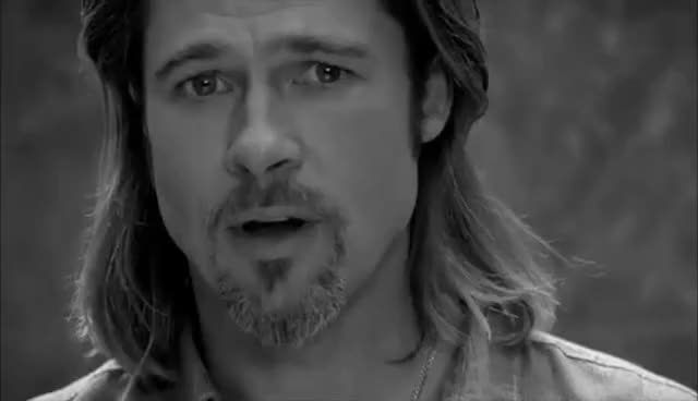 Watch brad pitt stare GIF on Gfycat. Discover more related GIFs on Gfycat