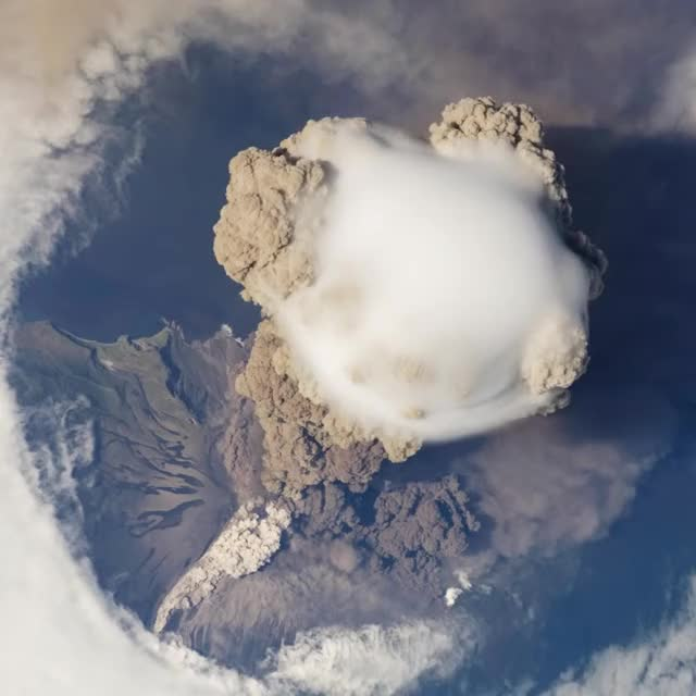 Watch and share Observatory GIFs and Eruption GIFs on Gfycat