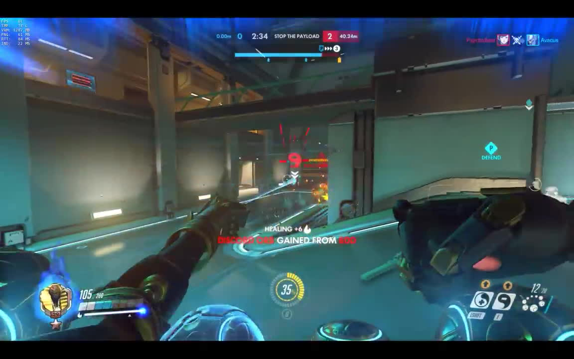 overwatch, How to get teamkilled by Junkrat GIFs