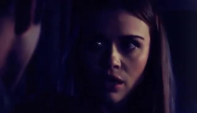 Watch and share Stiles And Lydia | You Remember Me? (6x05) GIFs on Gfycat