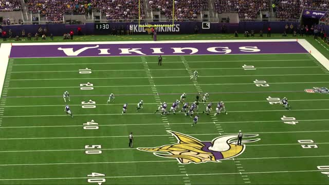 Watch and share Game Highlights GIFs and Us Bank Stadium GIFs by king2tiger on Gfycat