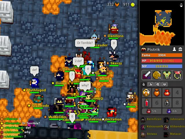 Watch ROTMG: nobody autoanswered feat EDZ GIF by Pistrik (@ykssarv) on Gfycat. Discover more related GIFs on Gfycat