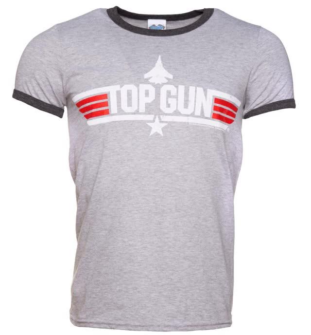 Watch and share Men's Top Gun Maverick Ringer T-Shirt GIFs on Gfycat